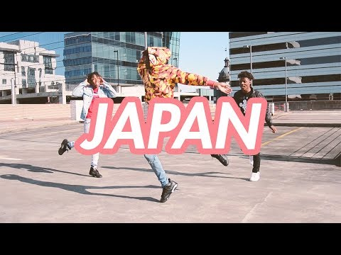 Famous Dex - Japan [Official NRG Video]