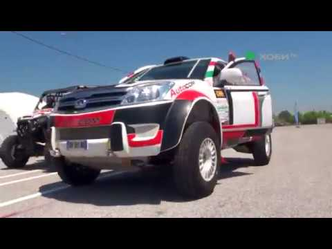 2017RALLY GREECE OFFROAD bulgarian tv part2