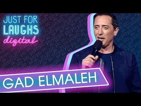 Gad Elmaleh - What You Will Never Hear In France