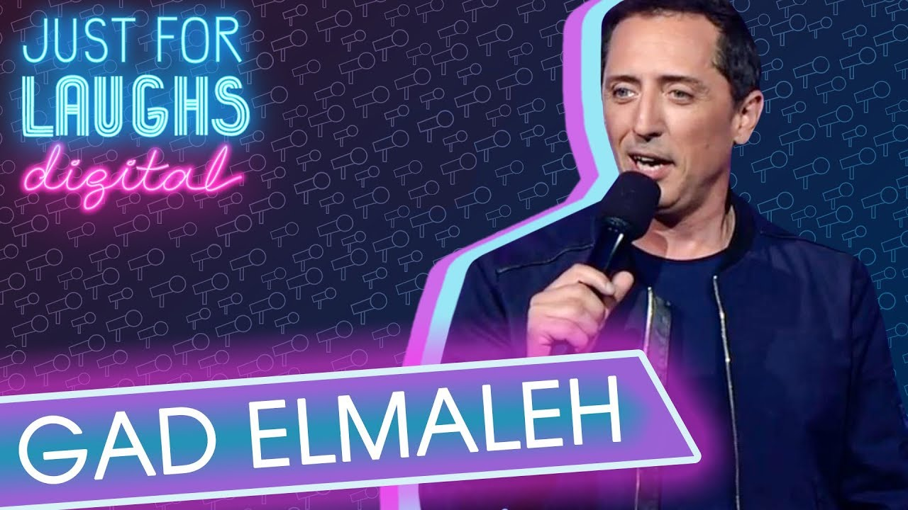Download Gad Elmaleh - What You Will Never Hear In France