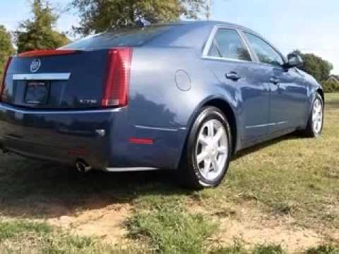 2009 cadillac cts parks chevrolet at the lake youtube. Black Bedroom Furniture Sets. Home Design Ideas