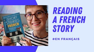 #astoryaday 🇫🇷 Improving French through short stories