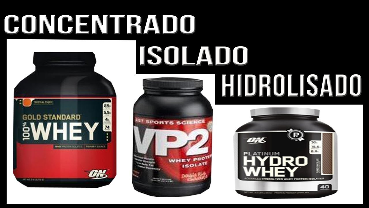 9ab860811 WHEY PROTEIN - QUAL ESCOLHER  - YouTube