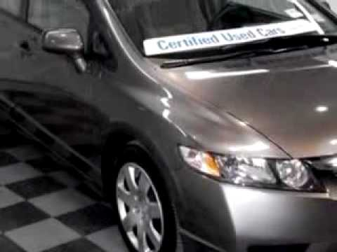 2009 Honda Civic LX Dch Academy Honda Old Bridge, NJ