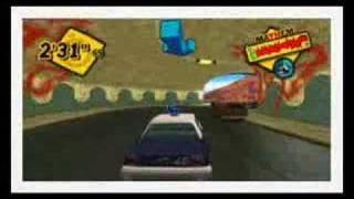 Emergency Mayhem Trailer (Wii)