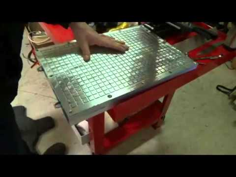 Westmach CNC~ Episode 2: Making an Aluminium Vacuum Table. (TIME LAPSE)