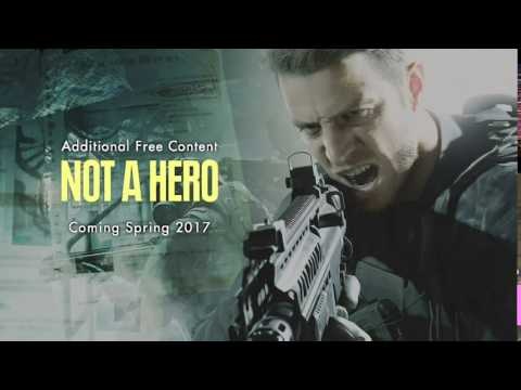 Not A Hero (Resident Evil 7 Additional Free Content) バイオハザード 7