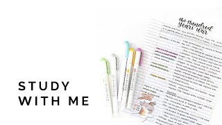 Study With Me: August 23, 2017