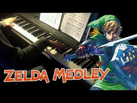 Zelda Piano Medley (Ocarina of Time Nostalgia Edition)