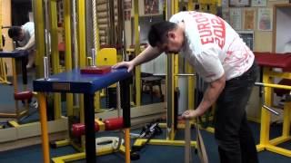 Тренировка пронатора ч. 2 (Training of Armwrestling (Pronator))(, 2013-02-26T13:56:51.000Z)