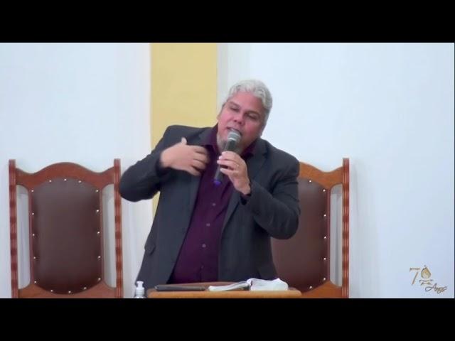 Vencendo o Mundo (Romanos 12.1-21)   Rev. Jefferson M. Reinh [1IPJF]