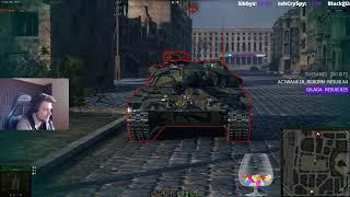 World of Tanks - 9.22 Side Armour btw haHAA