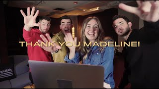 Download Lagu Jonas Brothers - What A Man Gotta Do Madeline Fan Reaction MP3