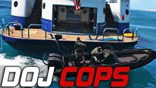 Dept. of Justice Cops #166 - Yacht Takeover (Criminal)