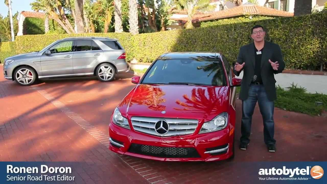 2017 Mercedes Benz C250 Test Drive Luxury Car Review