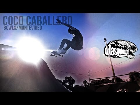 Skate / Bowls de Montevideo / Coco Cabalero