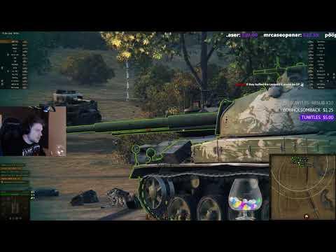 World of Tanks - Mans Not Hot