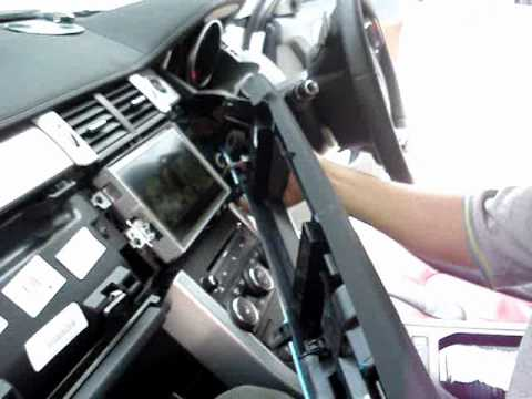 RANGE ROVER EVOQUE Unlock DVD / TV [Workshop] - YouTube