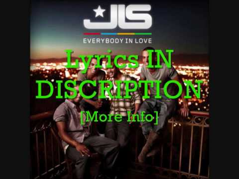 JLS Everybody in Love With Lyrics and Download Link