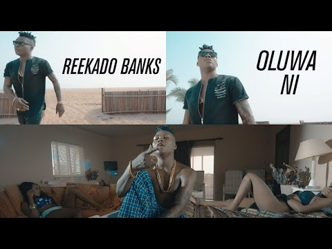 Reekado Banks - Oluwa Ni Official Music Video