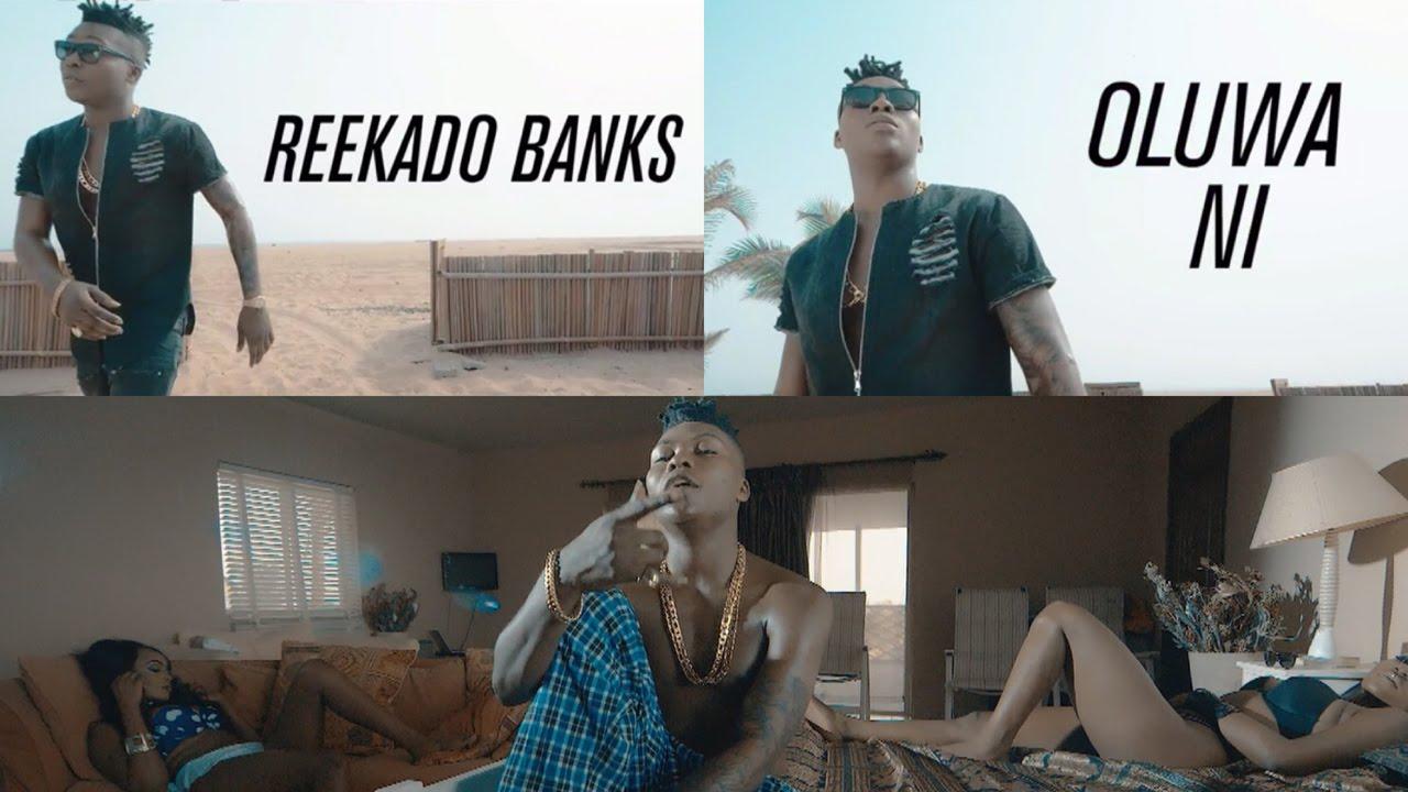 Download Reekado Banks - Oluwa Ni Official Music Video