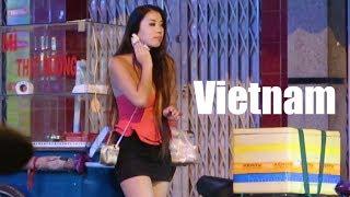 Vietnam Nightlife 2017 - Saigon Vlog 176
