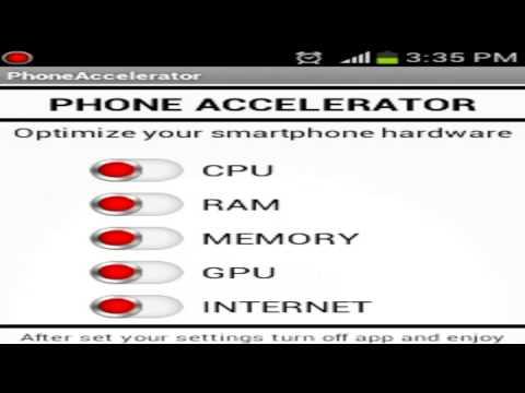 Como acelerar Samsung Galaxy Music