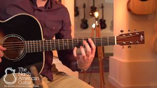 Froggy Bottom G Deluxe Played By Will McNicol Part (One)