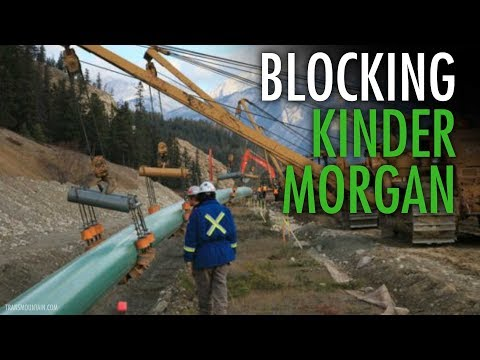 BC NDP attempt to stop Kinder Morgan based on lie