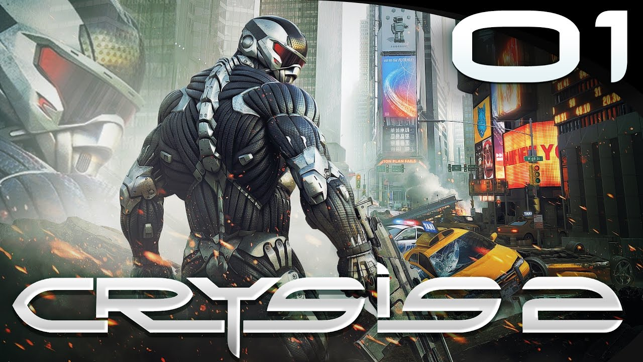 Crysis 2 #01 Sứ Mệnh Của Prophet