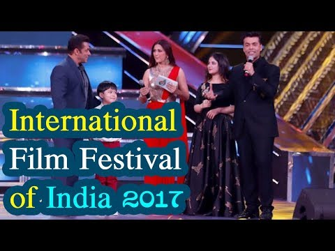 International Film Festival of India 2017