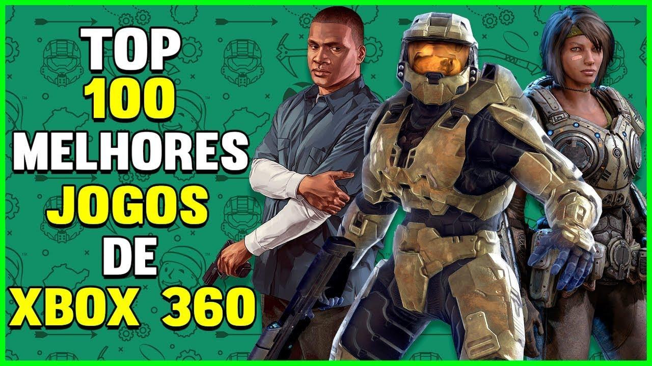 Download Os 100 Melhores Jogos para XBOX 360 ATUALIZADO 🏆 ( TOP 100 BEST XBOX 360 GAMES )