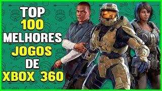 Os 100 Melhores Jogos para XBOX 360 ATUALIZADO 2019 🏆 ( TOP 100 BEST XBOX 360 GAMES 2019 )