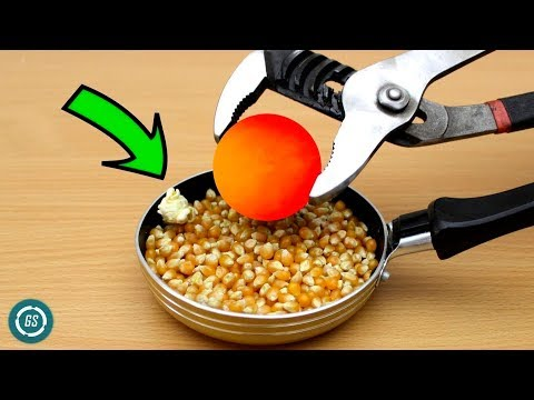 8 Incredible Home Experiments and Tricks That Will Surprise You (Lifehacks)