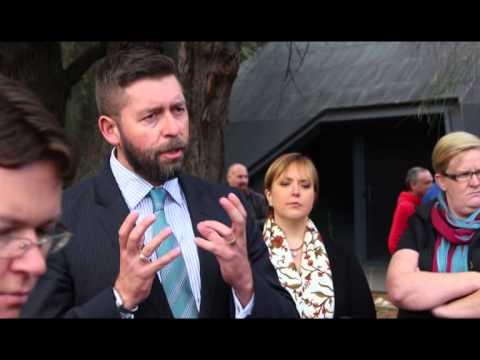 Save our Tasmanian Aboriginal Community legal service.