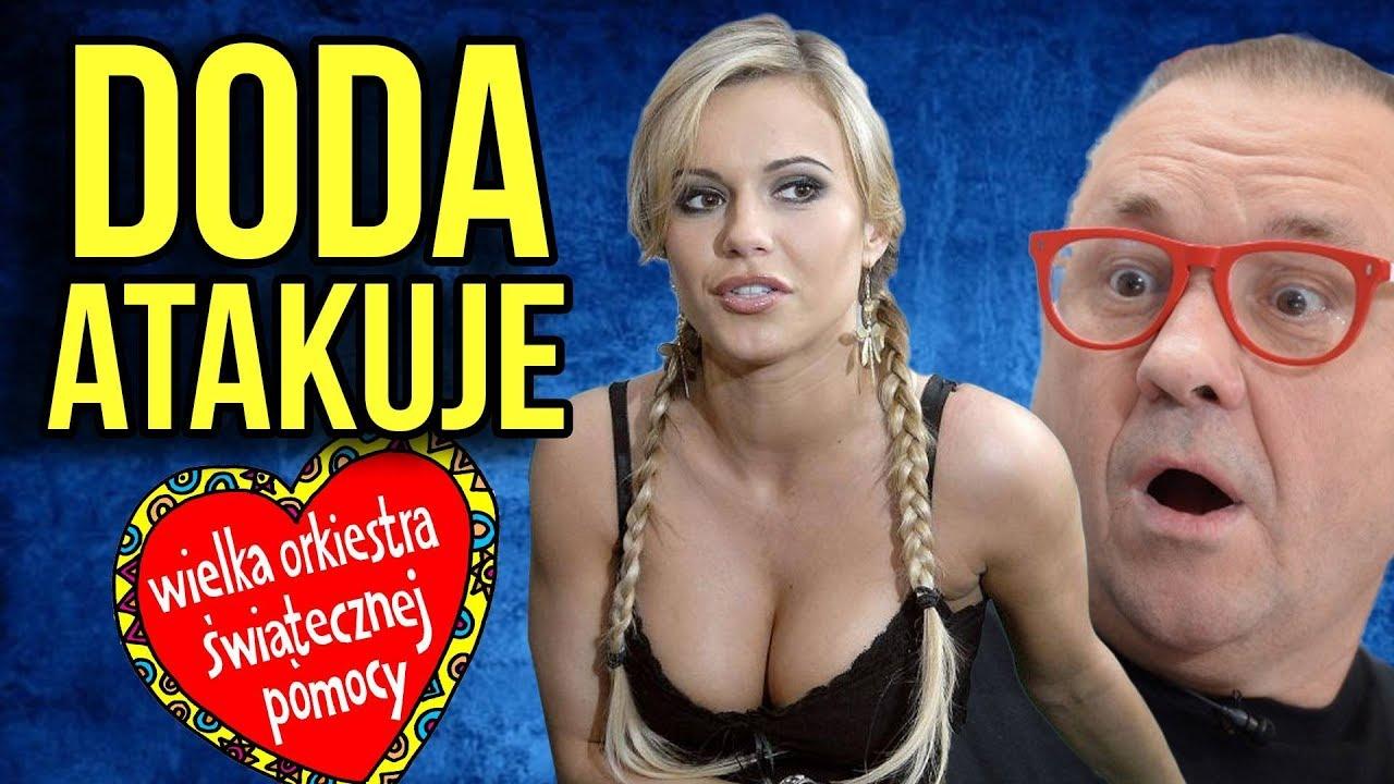 Doda Atakuje Owsiaka i WOŚP. W tle TVN, Promocja w Telewizji i Koncert Charytatywny