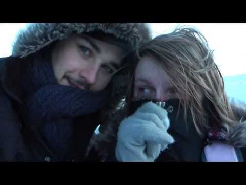 Marriage Proposal in Iceland