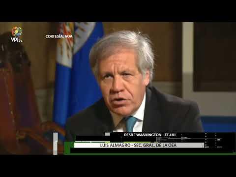 EEUU - Almagro: Cuatro países quieren denunciar a Maduro ante la CPI -VPItv