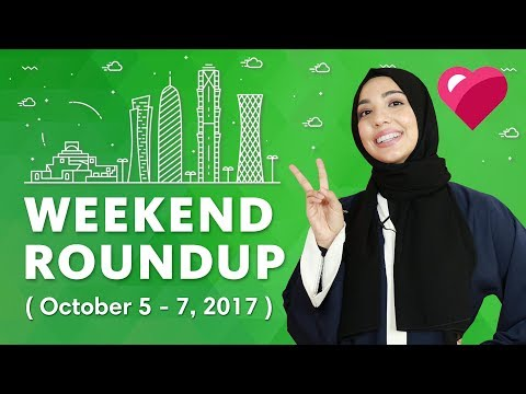 Top events in Qatar this weekend (October 5 - October 7, 2017)