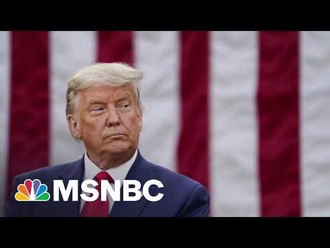 Trump and Giuliani File Responses To Democrat Lawsuit Over Capitol Riot