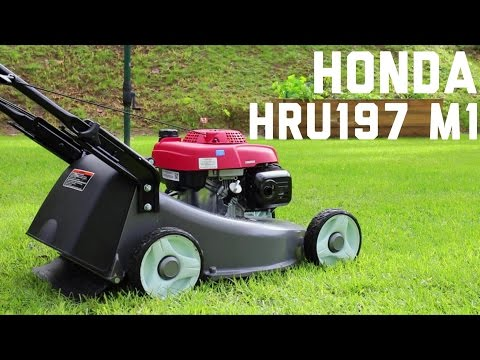 how to cut lawn edges with a honda ums425u