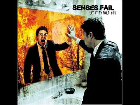 Senses Fail - Martini Kiss