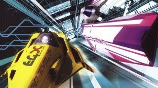 Classic Game Room - WIPEOUT PULSE review for PSP