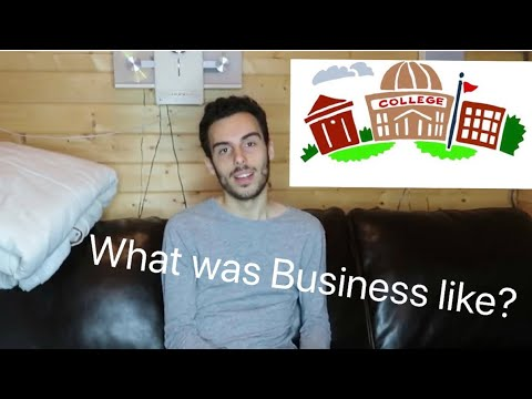 What Was Business Like At College? (UK) - BTEC Level 3 | Tips & Advice