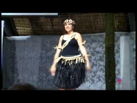 our beautiful Kiribati dance