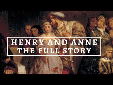THE LIFE OF HENRY VIII, part 2   The story of Anne Boleyn   Tudor monarchs' series   History Calling