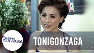TWBA: Toni shares what she deserves in life