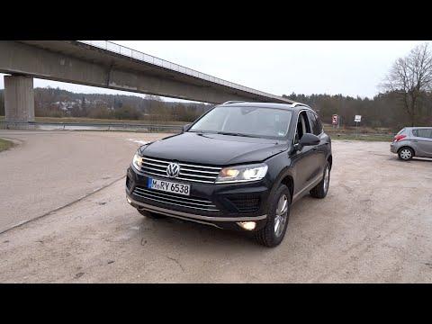 GoPro Drive 5 - 2015 Volkswagen Touareg 3.0 V6 TDI