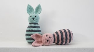 DIY – Crochet a rabbit