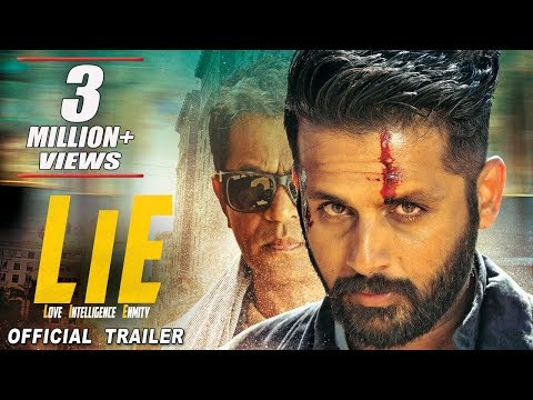 Thumbnail: LIE (2017) Official Hindi Trailer | Nithiin, Arjun, Megha, Ravi Kishan | In Cinemas Oct 6th